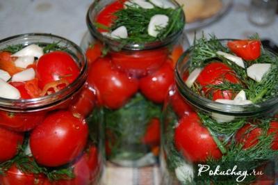 помидоры на зиму рецепты приготовления пальчики оближешь