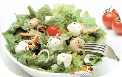 салаты для похудения простые рецепты с фото