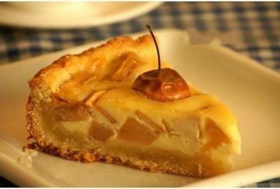 пирог с яблоками рецепт с фото пошагово
