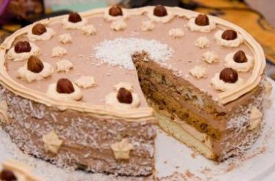 вкусные домашние тортики рецепты с фото