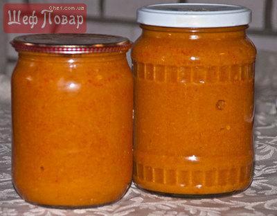 кабачковая икра с майонезом и томатной пастой рецепт на зиму