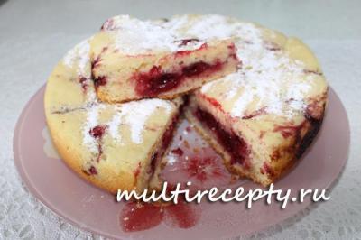 пирог в мультиварке рецепты