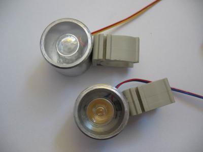 как сделать светодиодную фару для мопеда на 6 вольт