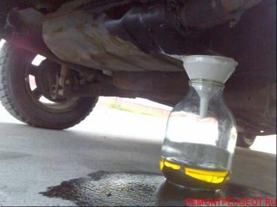 как слить бензин из бака вашего автомобиля
