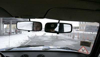 как сдать экзамен по вождению в россии