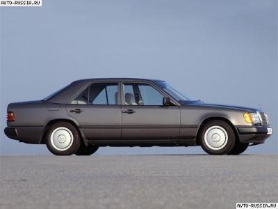 какой расход на мерседесе 124 1989 года 2 литра
