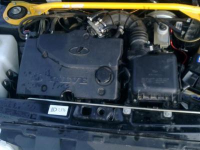 как поставит мотор 16 клапанный на ваз 2114