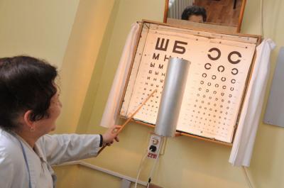 как обмануть офтальмолога