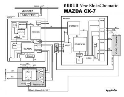 как устоновить усилителя bose eg23 66 920 в