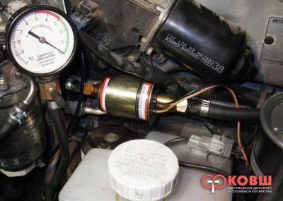 как правеельно прокачать топливную систему на рено меган 3 дизель к9к830
