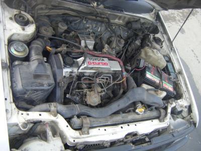 какой двигатель на тойоте корсе 88 года