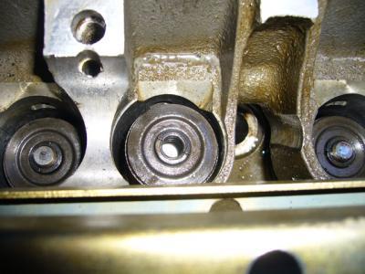 как установить колпачки газ 3102