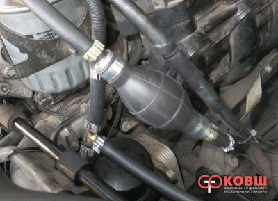 как правильно прокачать топливную систему на рено меган 3 дизель к9к830