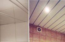 Современный ремонт. Монтаж реечного потолка