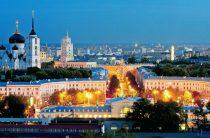 Архитектурные сооружения и архитектура Воронежа
