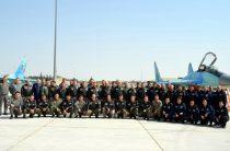 Завершены летно-тактические учения ВВС Азербайджана и Турции БАКУ