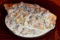 Куриные грудки в сметане Ингредиенты: ● Картофель 7