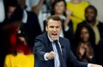 Макрон вступил на пост главы Франции