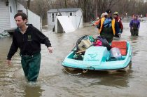 Почти 2 000 граждан канадского Квебека эвакуированы из-за угрозы половодья