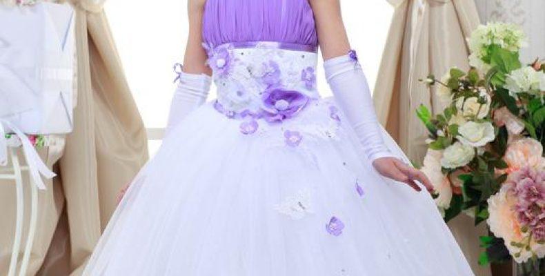 Детские платья во всей красе