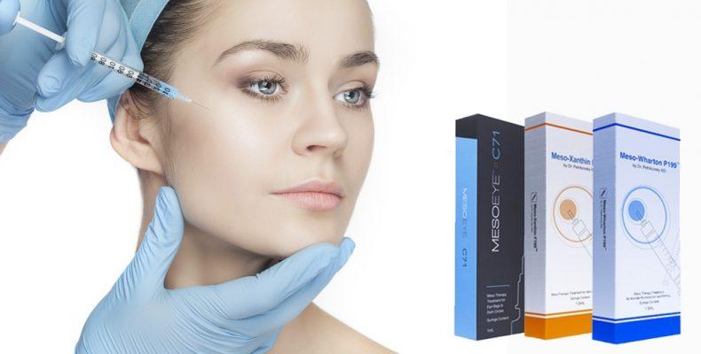 Секреты антивозрастного ухода и макияжа. Виды филлеров Мезовартон и инъекционных препаратов
