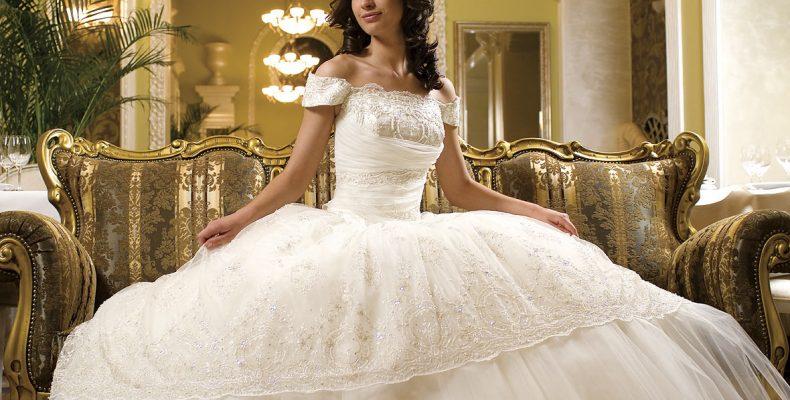 Надеть красивый наряд и отпраздновать свадьбу!