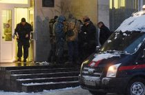 В Петербурге в руках у студента взорвался неизвестный предмет