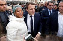 Трамп поздравил Макрона с победой на выборах президента Франции