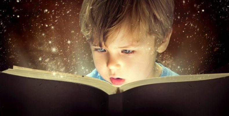 Сказки в стихах для своего ребенка