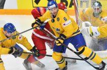Шведы выходят в финал Чемпионата мира по хоккею