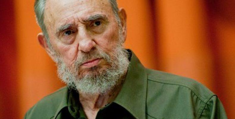 """Фидель Кастро о потеплении американо-кубинских отношений """"Обама произнес"""