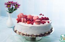 Десерты, выпечка, торты приготовленные из качественных ингредиентов