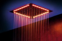 Тропический душ с подсветкой