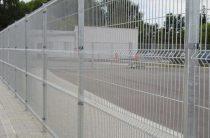 Панели для ограждения. Панельный забор из сварной проволоки