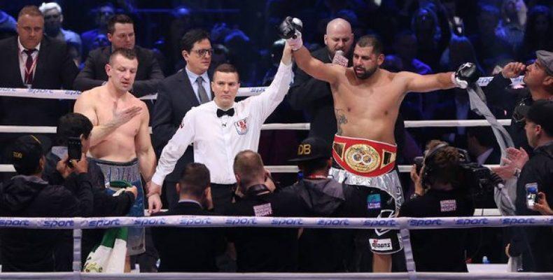 Томаш Адамек объявил о завершении карьеры боксёра Бывший