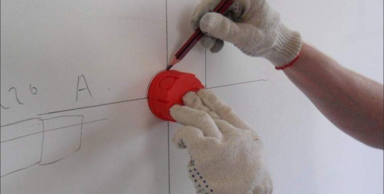 Как проложить проводку в квартире