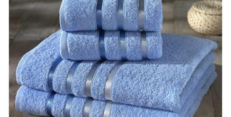 С любимым полотенцем каждое утро доброе!