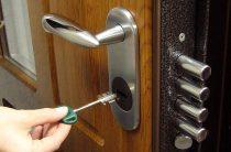 Вскрываем дверные сложные и простые замки