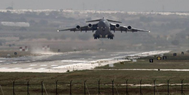 Пентагон эвакуирует семьи американских военных из Турции Пентагон