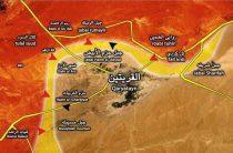 """""""Исламское государство"""" отбило атаку сирийской армии на Кариатен"""