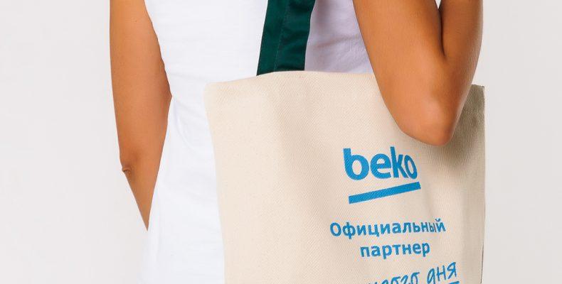 Печать на холщовых сумках от компании Fairprint