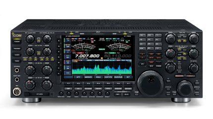 Радиостанции Icom – качество на 10 лет