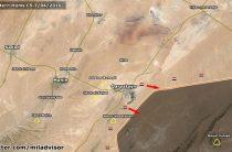 Сирийская армия взяла Кариатен Утром 3 апреля 2016