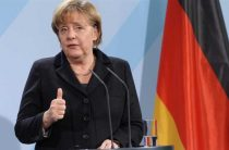 Партия Меркель выиграла на земельных выборах в Германии