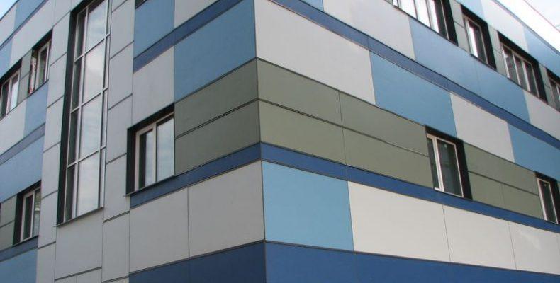 Фиброцементные фасады: особенности и преимущества