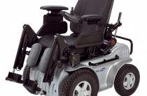 Инвалидные кресло-коляски с электроприводом