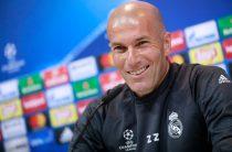 Реал выходит в финал ЛЧ, Зидан гордится игроками