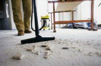 Уборка домов после зимы