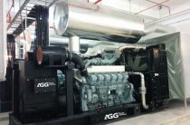Дизельные электростанции (ДЭС) 200 кВт