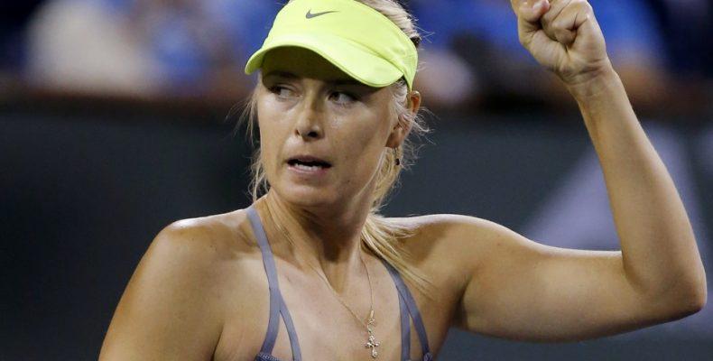 Шарапова вернется на теннисный корт